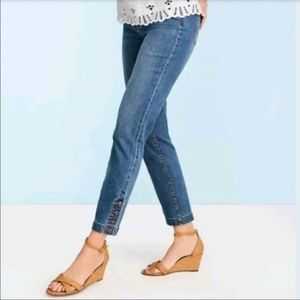 Talbots Flawless Five Pockets Skinny Jeans